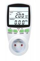 Měřič spotřeby elektrické energie Geti PM001