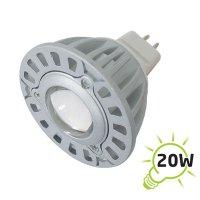 Žárovka LED MR16/12VAC (1x) - 3W(B) bílá