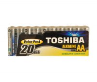 Baterie G LR6 20S MP-20 AA TOSHIBA