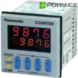 Čítač s přednastavením Panasonic LC4HR424SJ