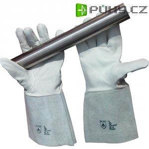 Worky 1710 Kožené rukavice znapy/kožené manžety Kožené rukavice znapy/kožené manžety Velikost 10
