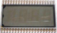 Displej 4DT821A - průhledný, bez reflexní vrstvy