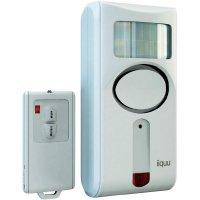 Bezdrátový alarm s detektorem pohybu Iiquu, 510ILSAA002, 120 dB