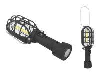 Svítidlo přenosné transportka LED COB, 3x 1,5V AA