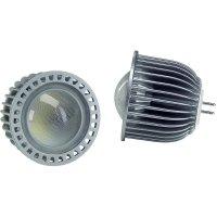 Power LED SLV GU5.3 5 W bílá