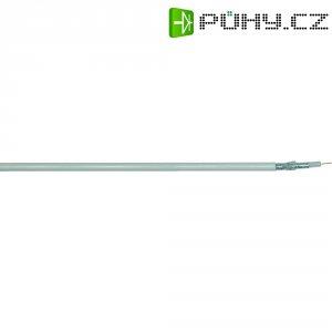 Koaxiální kabel LappKabel 3034029, 75 Ω, stíněný, 1 m, bílá
