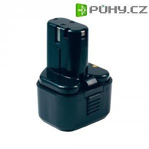 Náhradní akumulátor pro akuvrtačky, šroubováky apod., APHT-9,6 V/2,0 AH