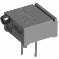 Cermetový trimr TT Electro, 2094210305, 100 Ω, 0,5 W, ± 10 %