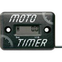 Elektronické počítadlo provozních hodin Motogroup MT-001, IP67