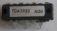 TDA2020 TESLA NF zesilovač 20W /MDA2020/