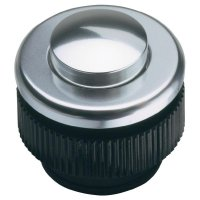 Zvonkové tlačítko Grothe Protact 62032, max. 24 V/1,5 A, hliník