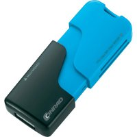 Čtečka karet Blue Capless, USB2.0