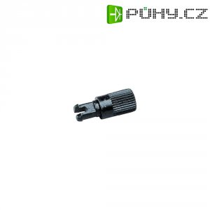Hřídel k trimru Piher 5208, 6 x 15,7 mm, černá