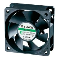 Ventilátor Sunon DR MB60251V1-0000-A99, 60 x 60 x 25 mm, 12 V/DC