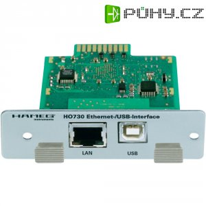 Duální rozhraní Hameg HO730, Ethernet/USB