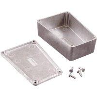 Univerzální pouzdro hliníkové Hammond Electronics 1590TRPBPR, (d x š x v) 113 x 80 x 40 mm, nachová