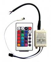 RGB kontroler pro LED pásky T2