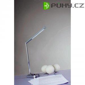 Stolní LED lampa Paulmann Work LED, 79391, 2,4 W, chrom, bílá
