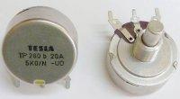 500R/N TP280 60A, potenciometr otočný