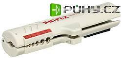 Odizolovač datových kabelů Knipex 16 65 125, Ø 4,5 - 10,0 mm