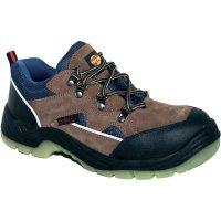 Pracovní boty-LUCCA, S1P, hnědé, velikost 46