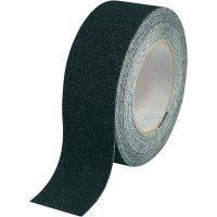 Protiskluzová páska 10 m x 50 černá, PVC