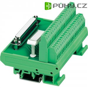 Patice Phoenix Contact FLKM-D 9 SUB/B (2281186), 0,2 - 4 mm², 9pól., na montážní lištu