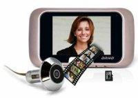 """Digitální dveřní kukátko se záznamem ORNO WIZ-1101, LCD 2,8"""""""