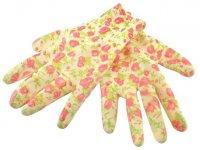 Pracovní zahradní rukavice - velikost 8