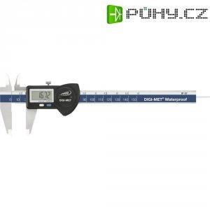 Kapesní posuvné digitální měřítko Helios Preisser DIGI-MET, IP67, 150 mm
