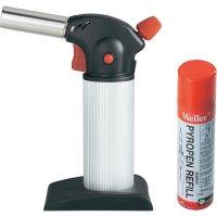 Plynový hořák Toolcraft MAX850 + plyn 75 ml, 1300 °C, 150 min, 588770