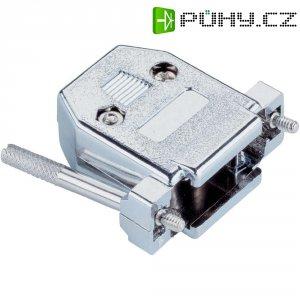 D-SUB kryt BKL Electronic 10120076, 9 pin