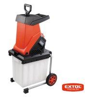 Drtič zahradního odpadu s boxem 2500W, 50l EXTOL PREMIUM