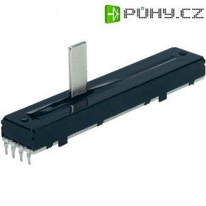 Potenciometr posuvný TT Electro, 4111504960, 50 kΩ, 0,25 W