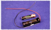 Držák baterie Hammond Electronics BH1AAAW