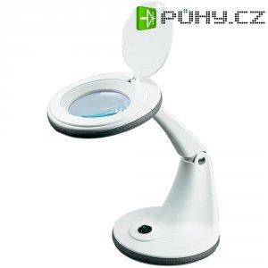 Stolní lupa s LED osvětlením FixPoint, 77452