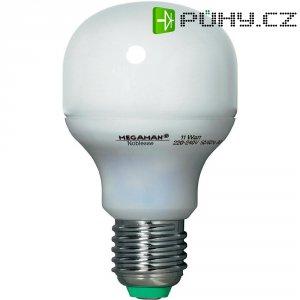 Úsporná žárovka kulatá Megaman Noblesse Soft-Light E27, 11 W, teplá bílá