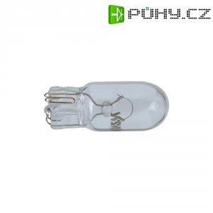 Žárovka se skleněnou paticí Barthelme 00571202, 166 mA, čirá, 12 V