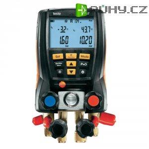 Digitální servisní přístroj pro chladící systémy testo 557-2 set, 2x sonda + kufr
