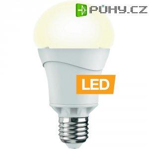 LED žárovka Ledon A65, E27, 10 W, teplá bílá, stmívatelná