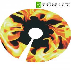 Dekorace disků kol Reely, 1:10, Flammen