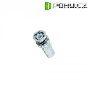 BNC otočná zástrčka Amphenol B1131A1-ND3G-3-75, 75 Ω