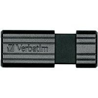 Flash disk Verbatim Pin Stripe64 GB, USB 2.0