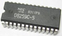 D8259C-5 - DIP28 /NEC/