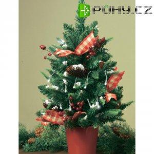 Mini LED vánoční řetěz, 10 LED, 2,85 m