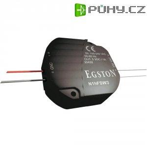 Vestavný napájecí zdroj Egston N1HFSW3, 9 V/DC, 12 W