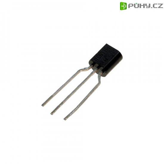 Tranzistor MOSFET (≤1 W ) ON Semiconductor BS 170 RL1 5 Ω (při ID = 200 mA), 60 V, 0,5 A TO - Kliknutím na obrázek zavřete