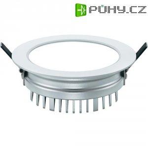 Vestavné světlo LED Downlight Sygonix Prato, 24 W, IP20, hliník, stříbrná/šedá