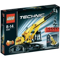 Pásový jeřáb LEGO Technic 9391