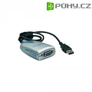 Konvertor MANHATTEN USB na VGA